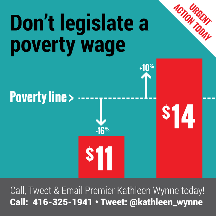 Don't legislate a poverty wage