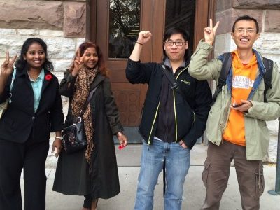 WAC Members Speak Out, Win Improvements to Employment Laws