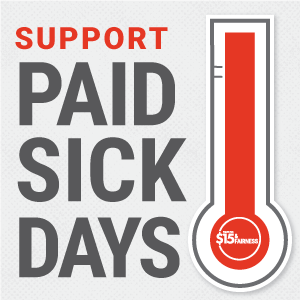 Only 3 days left to support Personal Emergency Leave for all