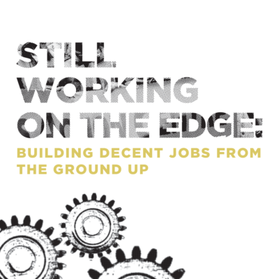 Report: Still Working on the Edge