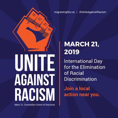 Unite Against Racism 2019