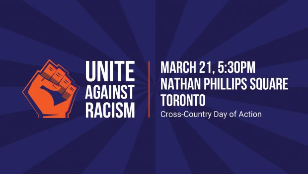 Unite Against Racism in Toronto