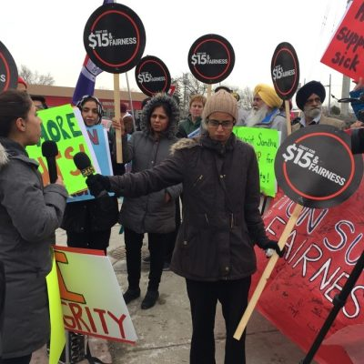 Bill 66 passes, leaving workers worse off