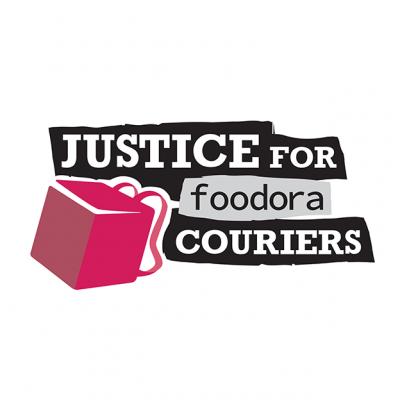 Justice for Foodora Couriers