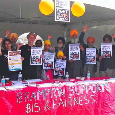 Stories from the Frontlines: Why Workers in Brampton are Uniting Against Racism
