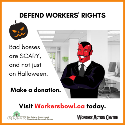 Link to post What's scarier than bad bosses?