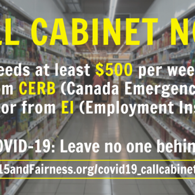 link to call cabinet action