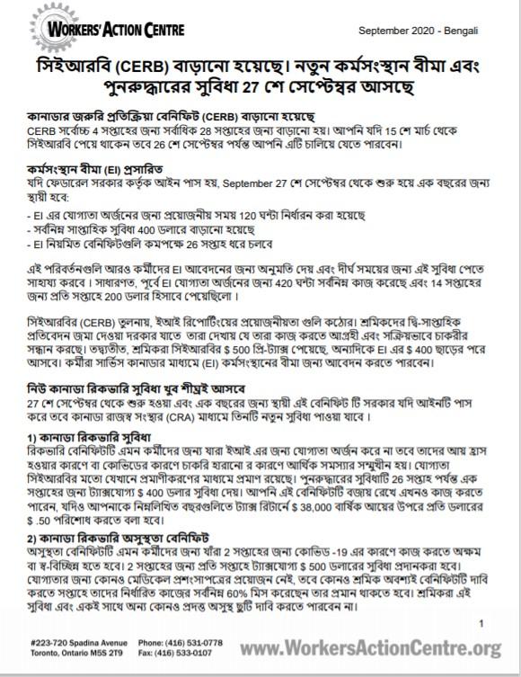 link to Bengali factsheet