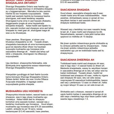 link to Basic employment standards in Somali