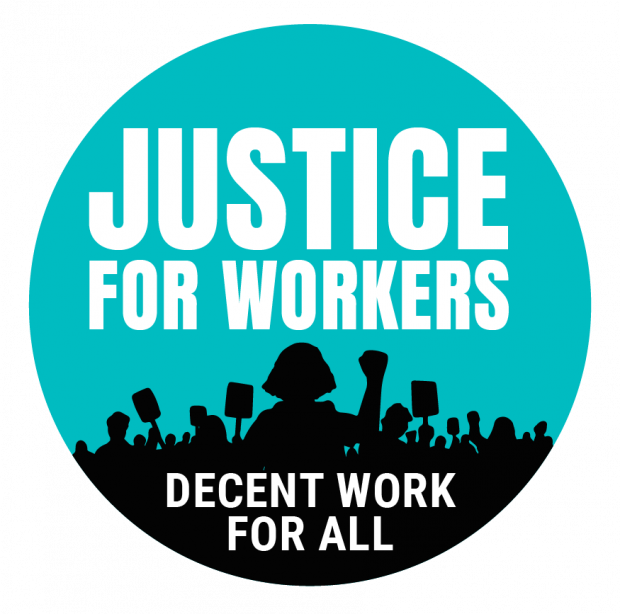 link to Justice for Workers website
