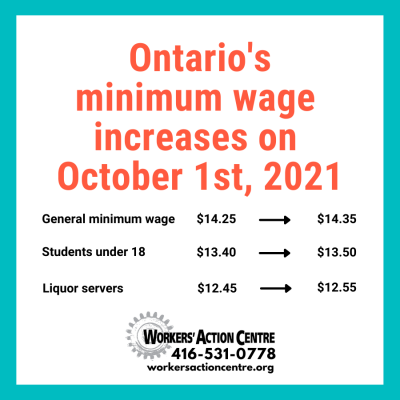 Link to post Minimum Wage Goes Up on October 1st